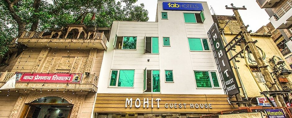 Main picture of FabHotel Mohit Guest House New Delhi Hotels
