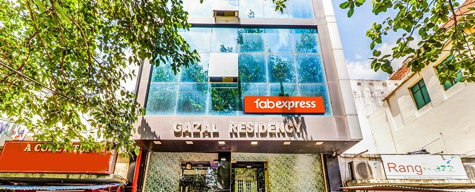 Book FabExpress Gazal Residency Online