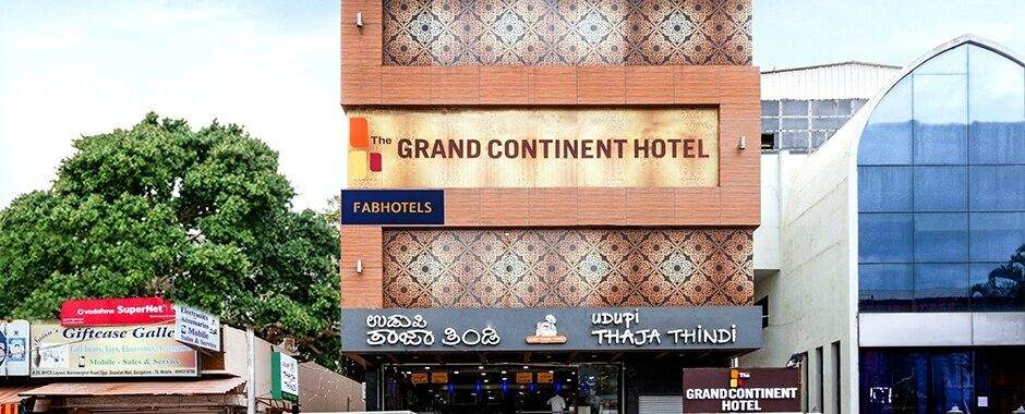 Main picture of FabHotel Grand Continent Bangalore Hotels