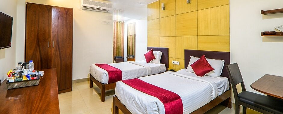 Main picture of FabHotel Prowell Caprock Hyderabad Hotels