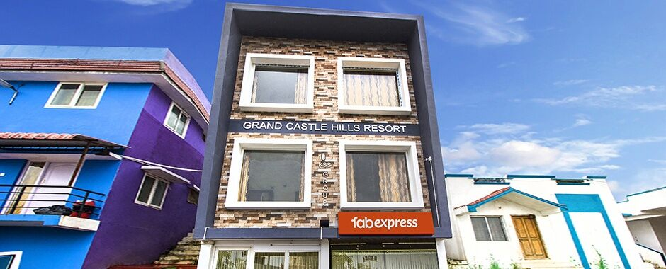 Book FabExpress Grand Castle Hill Resorts Online