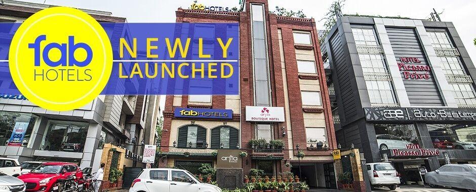 Main picture of FabHotel Anila New Delhi Hotels
