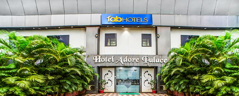 Book FabHotel Adore Palace Online