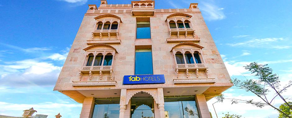 Book FabHotel Paradise For You Online
