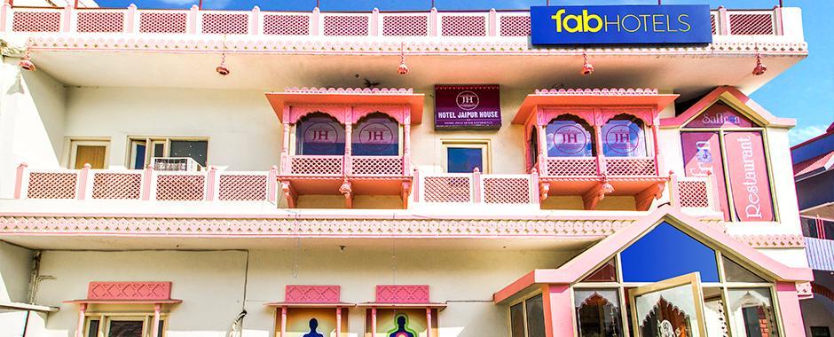 Book FabHotel Jaipur House Online