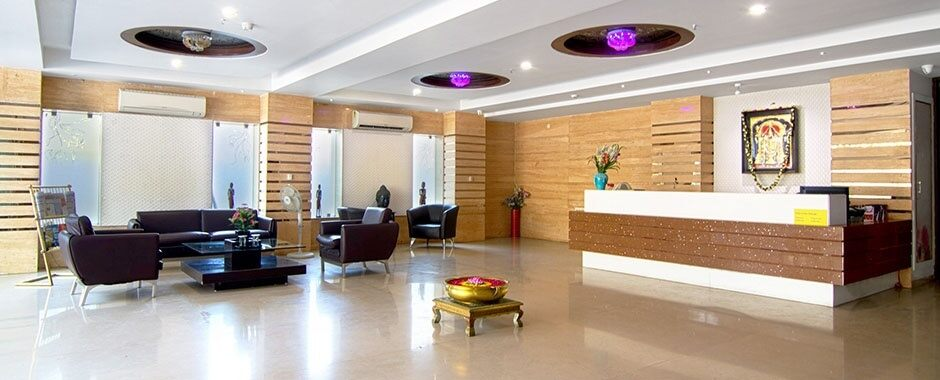 Main picture of FabHotel Tanisha Hyderabad Hotels
