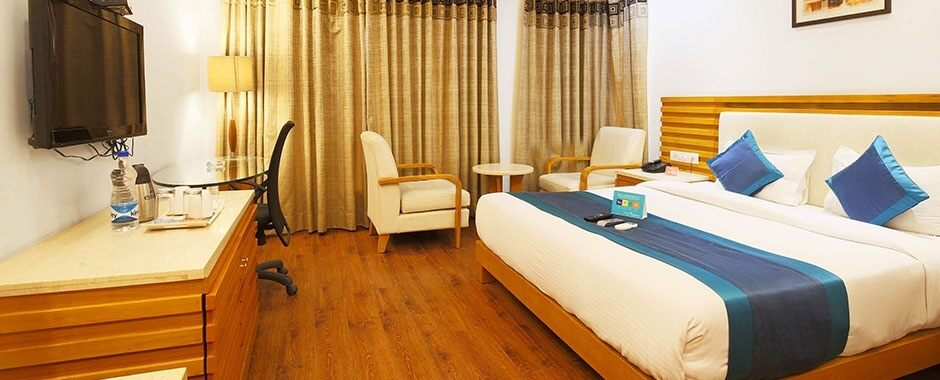 Main picture of FabHotel GRD DLF Square Gurgaon Hotels