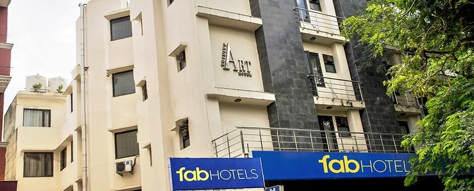 Main picture of FabHotel Anutham I New Delhi Hotels