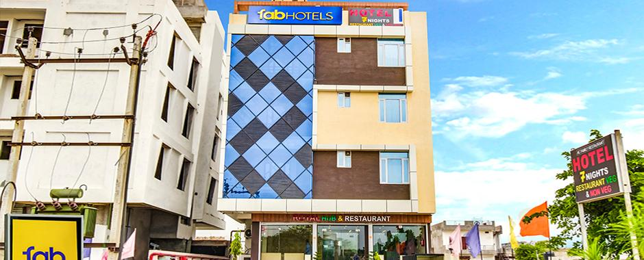 Book FabHotel 7 Nights Online