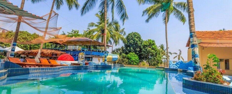 Fabescape Coco Heritage Resort Baga Goa Reviews Photos