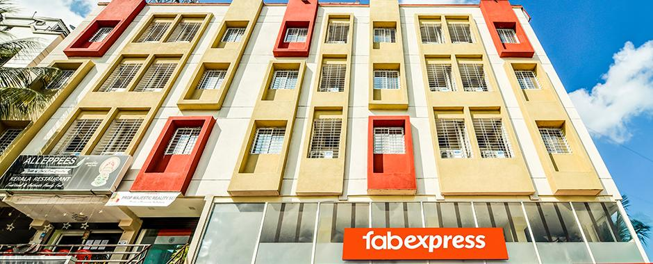 Book FabExpress Comfort Executive Online