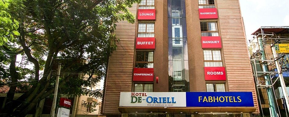 Main picture of FabHotel De Oriell Bangalore Hotels
