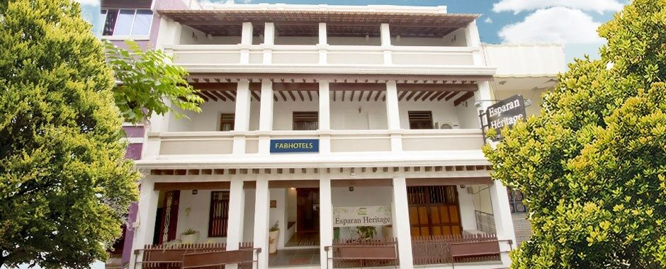 Main Picture Of Fabhotel Esparan Heritage Pondicherry Hotels