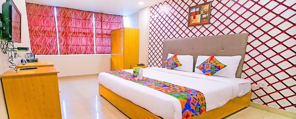 FabHotel New Buddha Inn Boring Road Patna: Reviews