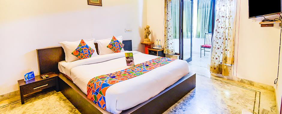 Book FabHotel Baba Palace Online
