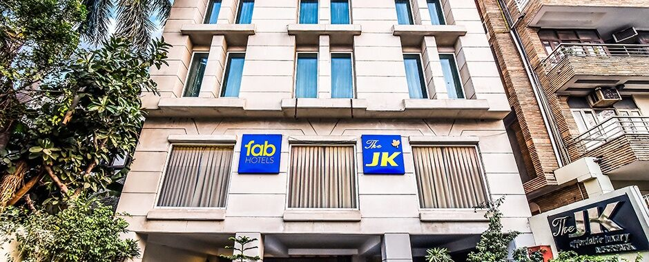 Book FabHotel Prime The JK Online
