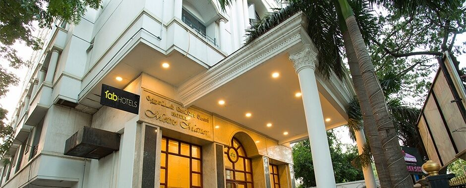 Main Picture Of Fabhotel Metro Manor Chennai Hotels