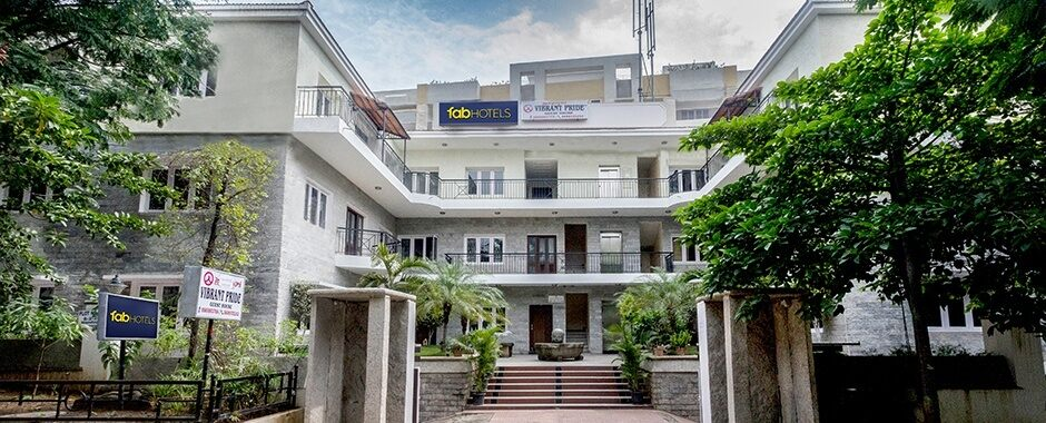 Main picture of FabHotel Vibrant Jubilee Hills Hyderabad Hotels