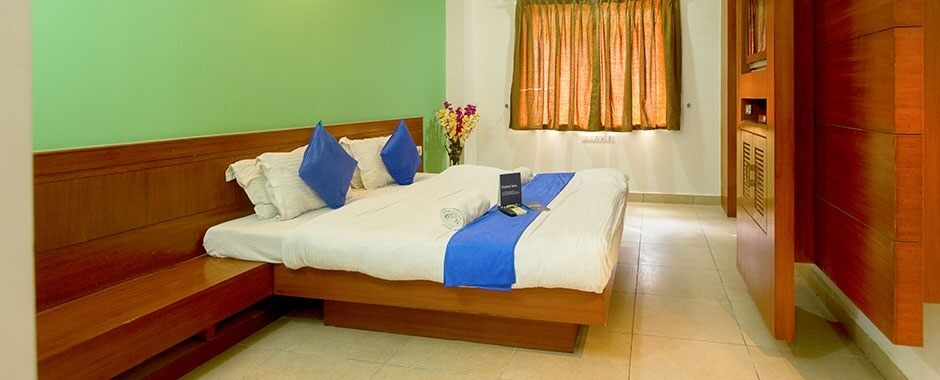 Main picture of FabHotel Hallmark Inn Jubilee Hills Hyderabad Hotels