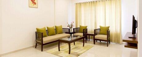 image FabHotel Oakwoods Serai Bangalore