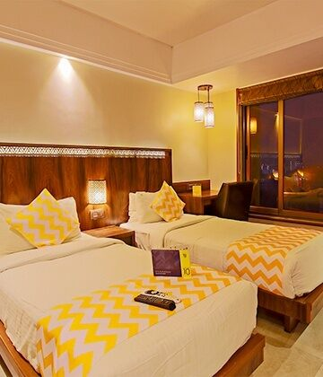 image FabHotel Crawford Inn South Mumbai Mumbai