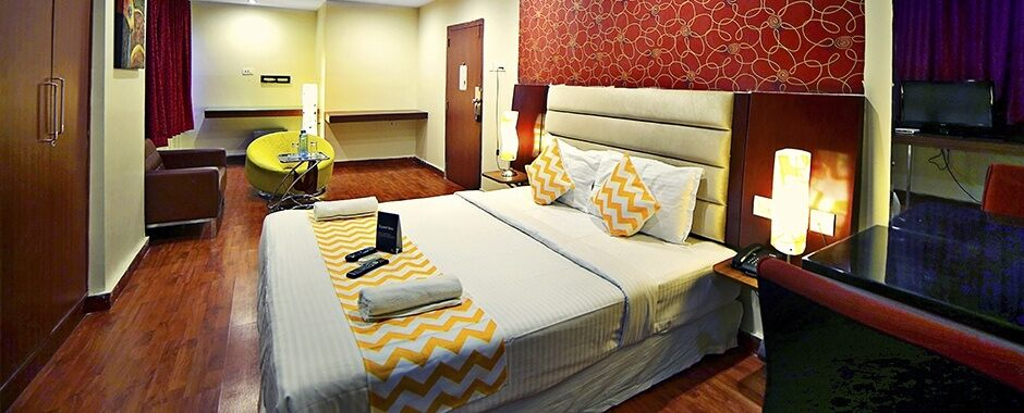 Main picture of FabHotel M Hotel Hyderabad Hotels