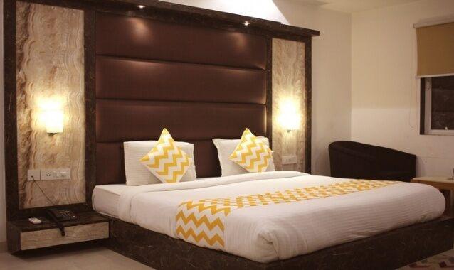 Fabhotel Star Delhi Airport Budget Hotel In New Delhi