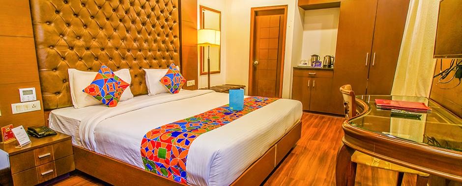 Book FabHotel Bollywood Paradise Online