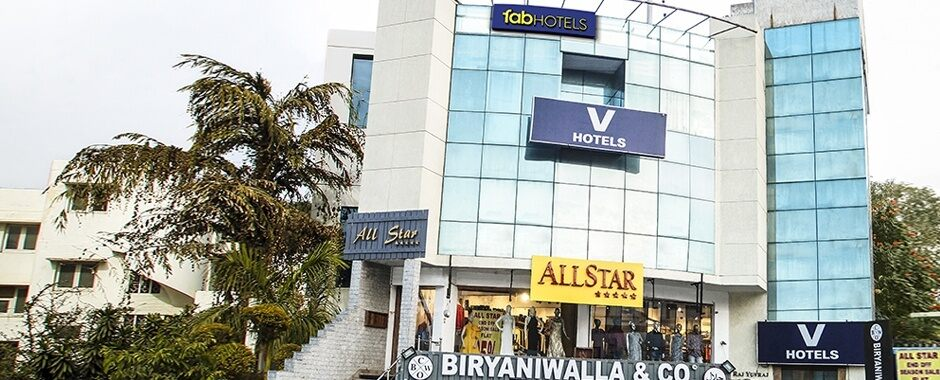 Main picture of FabHotel V Hotel II Hyderabad Hotels
