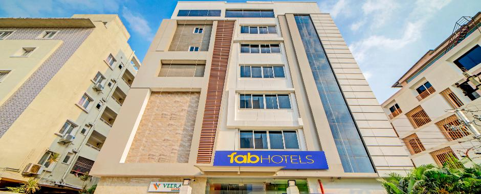 Book FabHotel Corporate Suites Gachibowli Online