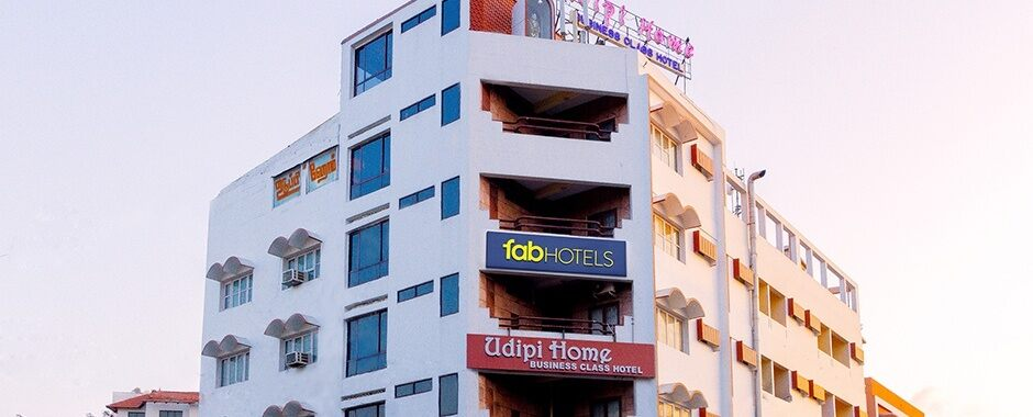 Main Picture Of Fabhotel Udipi Home Chennai Hotels