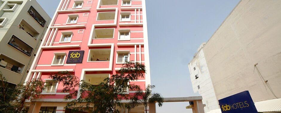 Main Picture Of Fabhotel Hallmark Inn Ii Hyderabad Hotels
