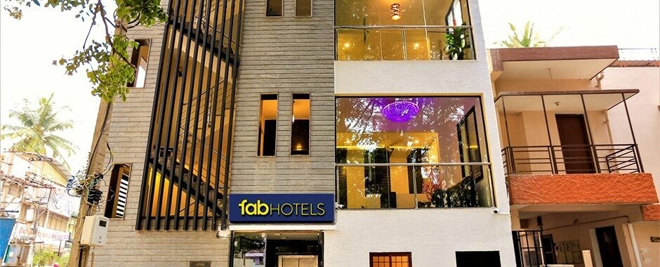 Main picture of FabHotel Corporate Crown Bangalore Hotels