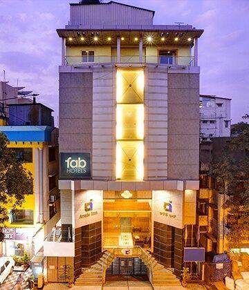 Fabhotel Arafa Inn
