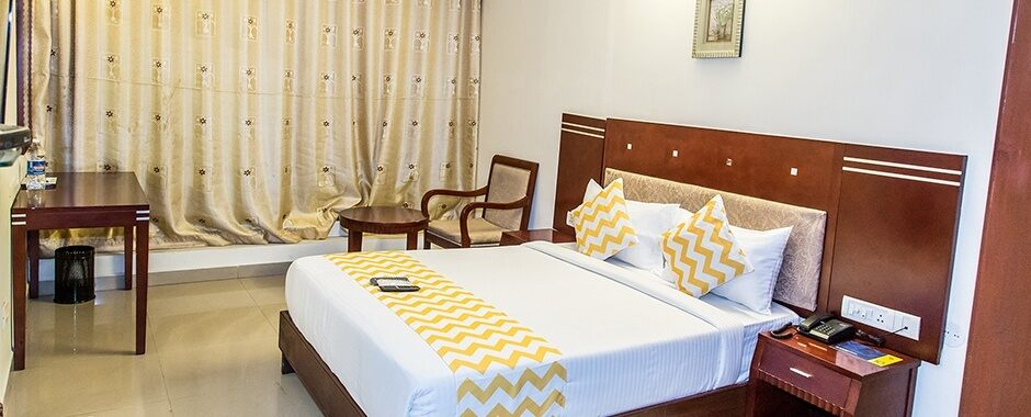 Main picture of FabHotel Barons Inn Bangalore Hotels