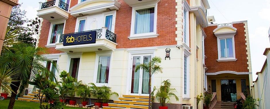 Main Picture Of Fabhotel Goodcare Residency Gurgaon Hotels