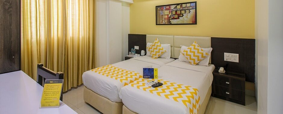 Main picture of FabHotel Galaxy Comforts Mumbai Hotels