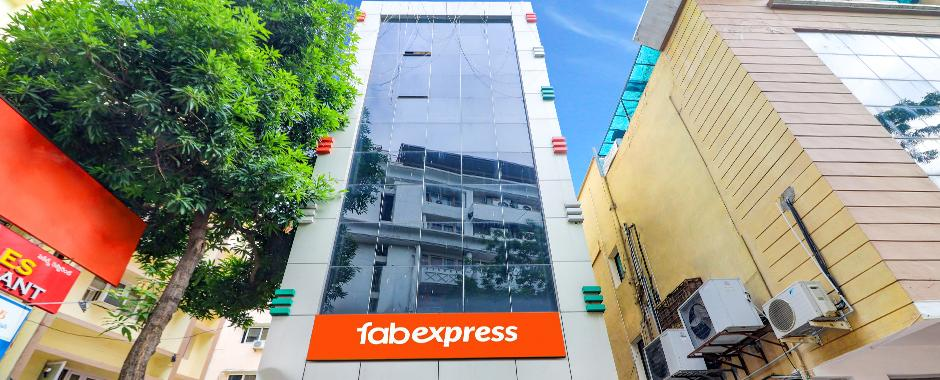 Book FabExpress Mid Town Online