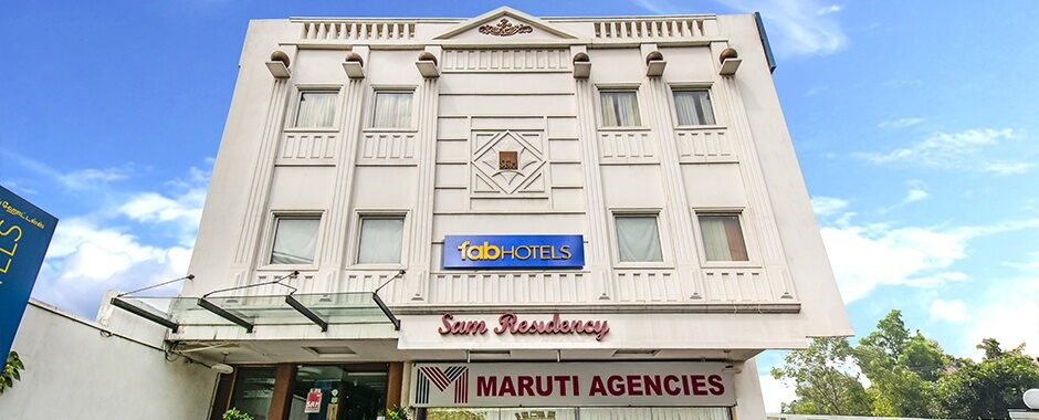Book FabHotel Sam Residency Online