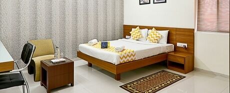 Fabhotel Hallmark Begumpet Railway Station Budget Hotel In Hyderabad