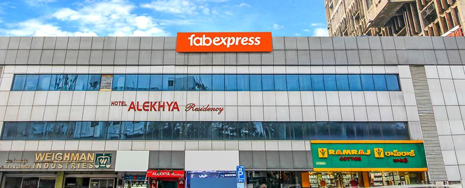 Book FabExpress Alekhya Residency Online
