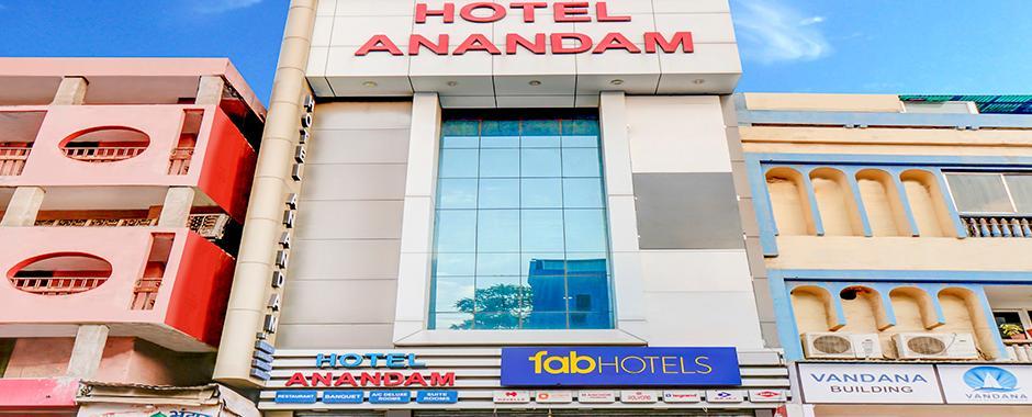 Book FabHotel Anandam Online