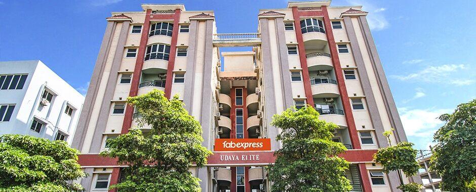 Fabexpress Garden View Inn Gachibowli Hyderabad Reviews