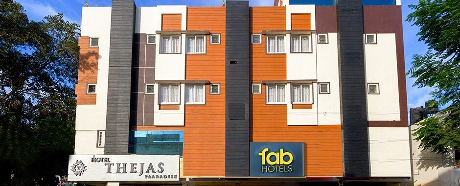 Main Picture Of Fabhotel Thejas Paaradise Airport Coimbatore Hotels
