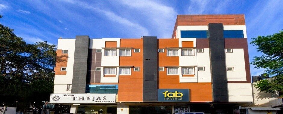 Main Picture Of Fabhotel Thejas Paaradise Coimbatore Hotels