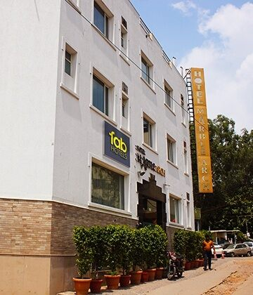 image FabHotel Marble Arch New Delhi