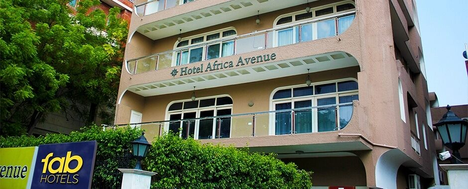 Main picture of FabHotel Africa Avenue New Delhi Hotels