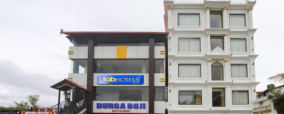 Book FabHotel Durgaboji Grand Online