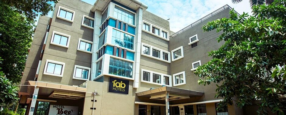 Main picture of FabHotel Bee Town Indore Hotels