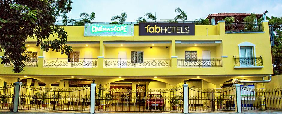 Book FabHotel Prime Cinemascope Clubs and Resorts Online